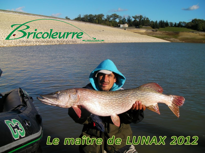 Compétion float tube LA COMPET' Poutre_julien_lunax